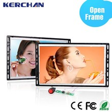 10.1 inch open frame flexible led screen /xxx video screen/lcd screen