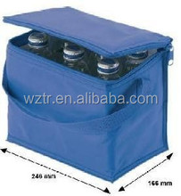 china oem aluminum foil lined cooler/ice bags for hot and cold