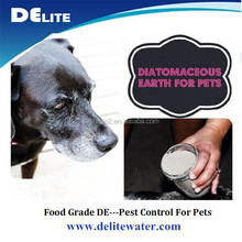 DElite Organic 300G/Bottle Diatomaceous Earth(D.E.) Powder For Pesticides and Ants Killer