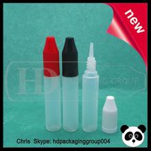 China new 10ml unicorn bottles for ejucie pen bottles long dropper many colors New childproof caps