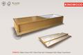 strata china wholesale folheado de madeira caixões cremação importar produtos baratos da china
