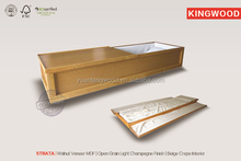 STRATA china wholesale Wood Veneer cremation Caskets import cheap goods from china