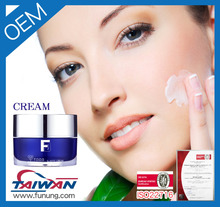OBM / OEM face whitening cream for women / men