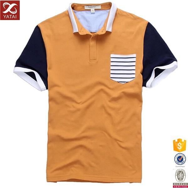 Oem no button polo tshirt tshirt china polos for No button polo shirts