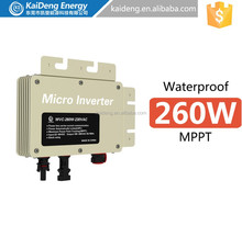 high quality Micro inverter 260 three phase system in Australia, Japan, India, Africa, Asia pacific, Middle east