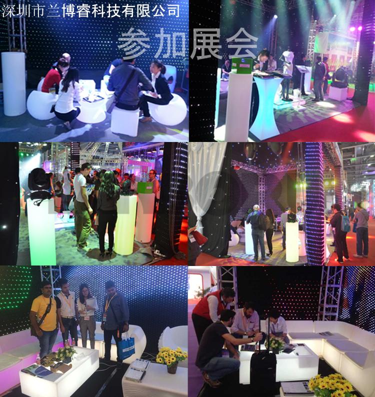 factory sale portable interactive RGB LED dance floor,led brick light ,light up led floor for sale