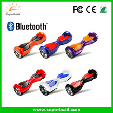 """6.5"""" bluetooth 2 wheel electric scooter / self balancing electric scooter"""