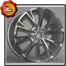 """18"""" RACING ZE40 black FORGED 1PC. chorme WHEEL 2PC Three color options available ET 25 BC 67.1"""