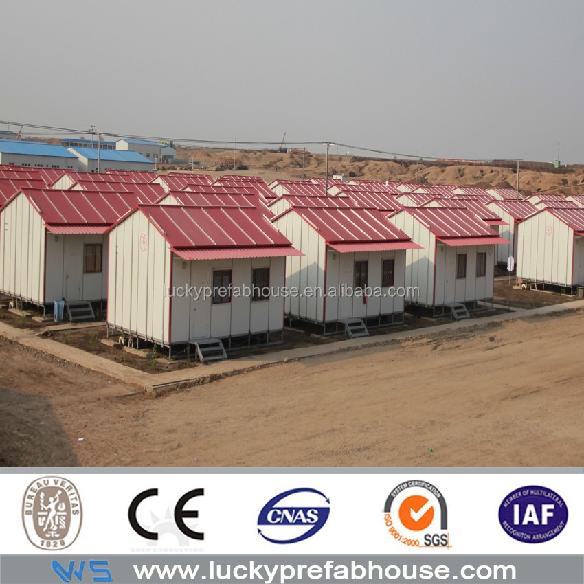 A4 type quick build china prefabricated homes with - Quick build houses ...
