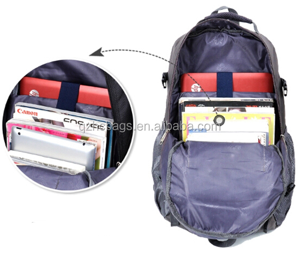 Young Design Large High School College Students PC Backpack