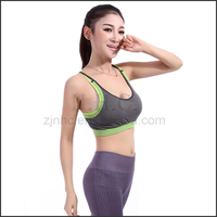 China New Design Popular Plain Sport Bra