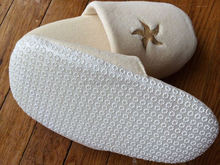 Cheap Price Wholesale Close Toe Cotton Disposable Hotel Slippers /best western