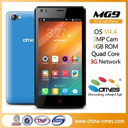 """OEM Factory SHENZHEN MG9 4.5"""" Quad core cheap price china android wholesale smart phone"""