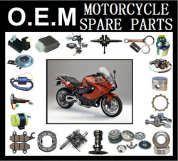 Factory Direct Selling Wholesale Chinese Motorcycle Parts For Many Kind of Models