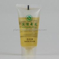 disposable cosmetic amenity hotel shampoo