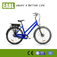 electric motor city bicycle/chopper bike