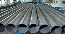 ERW bituminous epoxy paint spiral welded steel pipe