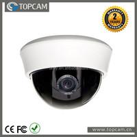 CCTV Sony CCD 700TVL Analog Plastic Dome Camera With 2.8-12mm Lens