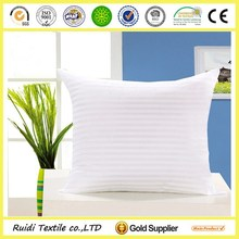 Hotel Pillow Cushion For Bacreat in Bed Factory
