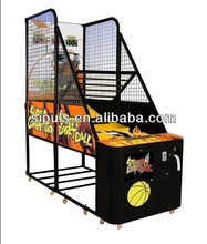 hot sale street basketball arcade game machine / basketball machine for sale