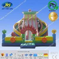 china multi rotating slides,space rocket elevator inflatable slides