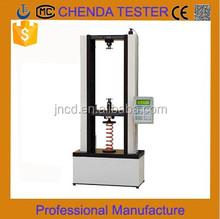 WDS-50 spring testing machine+ digital display spring tester+spring compression test