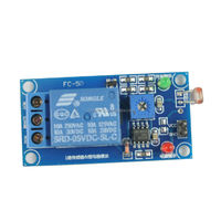 1 Channel Relay Module with Photoresistor Sensor 5V for Arduino