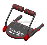 Portable abdominal exercise machine hot selling on TV Shopping sports goods AMA-571C