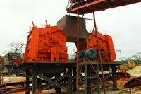 Stone crusher plant, crusher machine