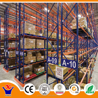 heavy duty racking for industrial and warehouse