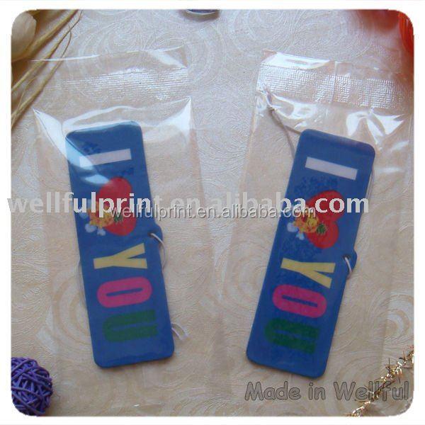 Hanging Car Air Fresheners (WF-5028)