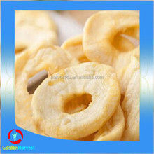 2015 new delicious dried apple rings/fruit/dried fruits /apple chips