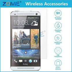 Mobile Phone Tempered Glass For Htc One Mini,Hot Selling Phone Accessory Tempered Glass