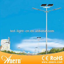 Highway 40W solar pv led street light with polycrystalline PV module solar panel