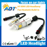6000K 50w 3600 lumen HI / LOW BEAM LED CONVERSION KIT 2bulbs