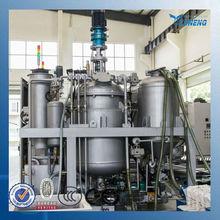YNZSY serie de equipos de tratamiento de aceite de motor usado
