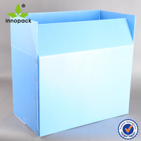 PP Corrugated eco-friendly Plastic Turnover Box