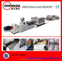 Bathroom Cabinet Board Equipment/Manufacturing Machine/Extrusion Machinery