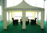 Outdoor PVC Canopies/ Gazebos