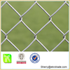 lowest price galvanized chain link fence factory in china