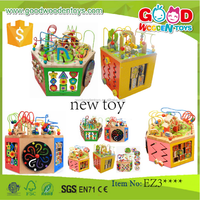 EN71 hot sale 2015 new toy for kid OEM/ODM educational wooden new toy
