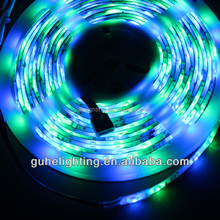 sound activated rgb led strip light with high quality