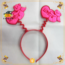 Lovely Hen Party Love Bear Headband