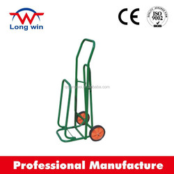 Mini foldable hand trolley