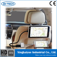 """Removable headrest dvd,Headrest Placement and 9"""" Screen Size dvd player headrest with HDMI MHL"""