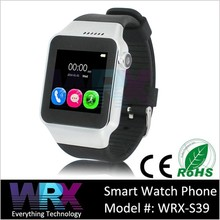 for iphone bluetooth watch/wrist android smart watch mobile phone