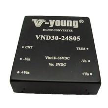 30W dc to dc converter 5Vdc