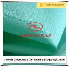 poly cotton waterproof canvas fabric for workwear