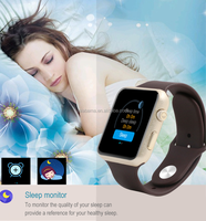 alibaba china supplier best quality GU08 smart watch 2015 for iphone/ mobile partner