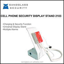 Physical Security Display holder with ABS Mobile Phone Stand